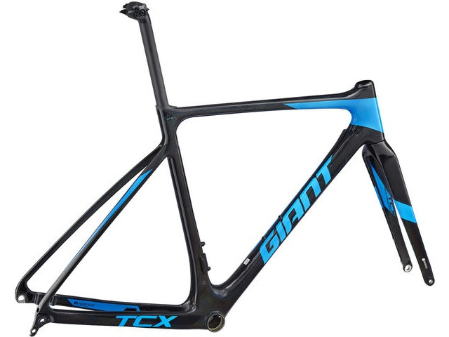 Giant TCX Advanced Pro Frameset click to zoom image