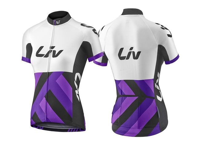 Liv Race Day SS Jersey click to zoom image