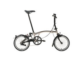 Brompton Limited nickel plated